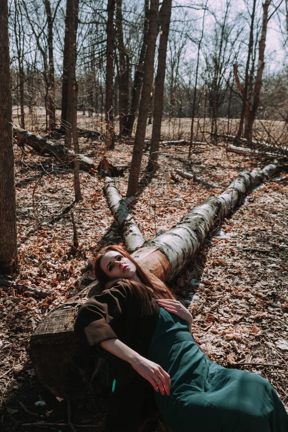 Tif Cohen woods editorial