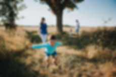Mequon Nature Preserve Family Session