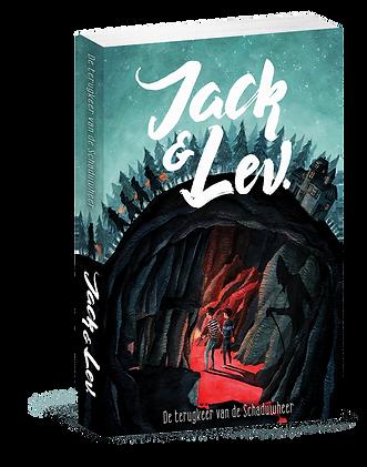 Jack & Lev cover