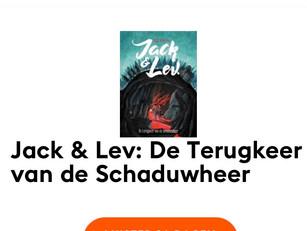 Jack & Lev nu op Storytel