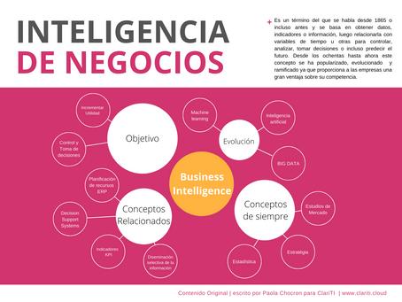 La inteligencia de negocios en Chile