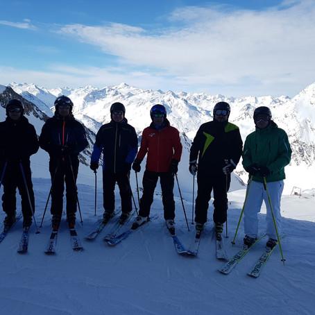 Skiwochenende Februar 2020