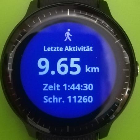 Nordic Walking 18.1.20