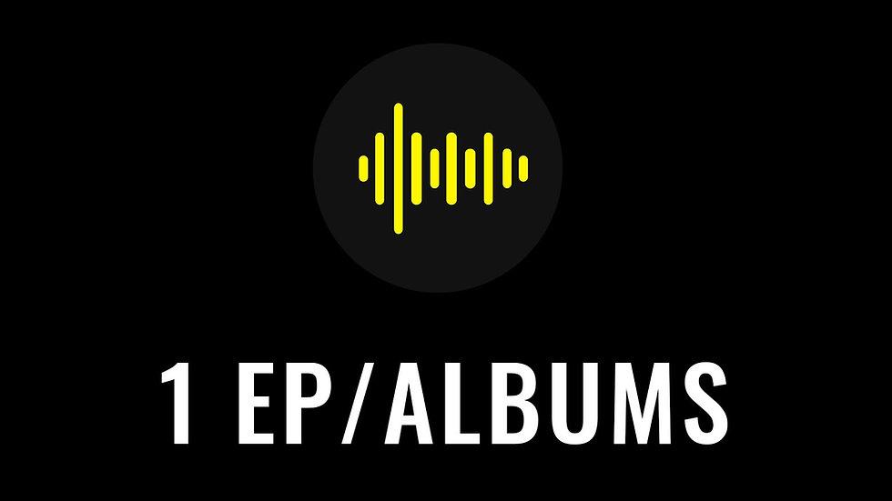 EP or Album