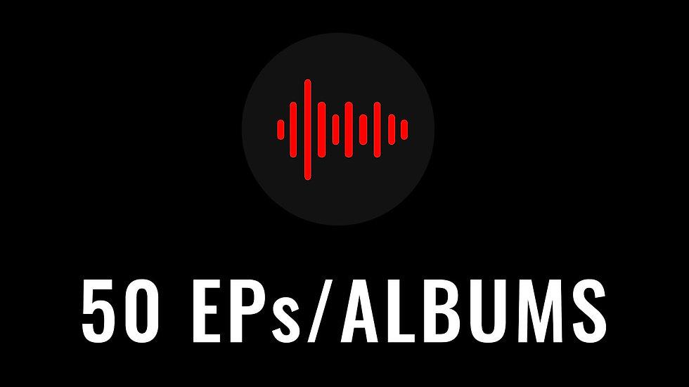 50 EP/Album Credits