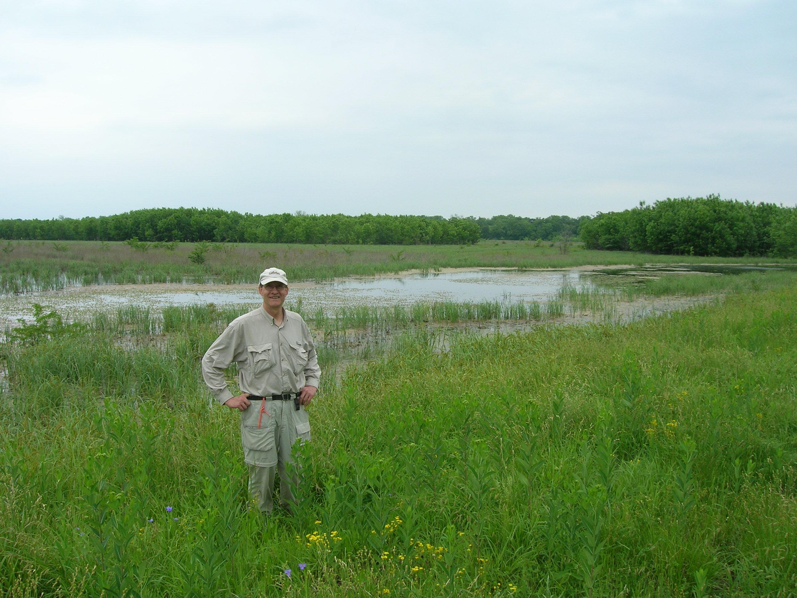 Wetlands Management