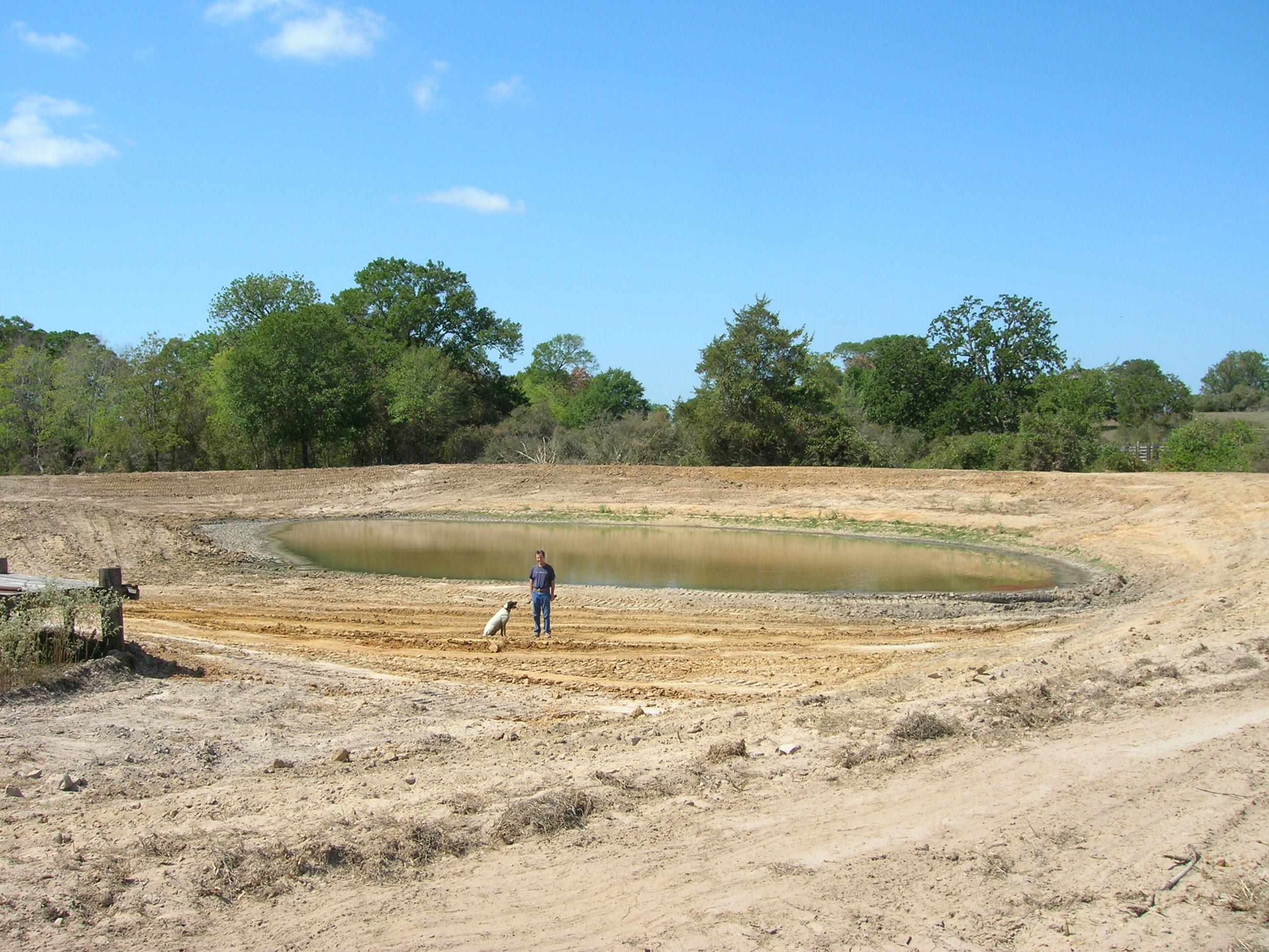 Pond Management and Restoration