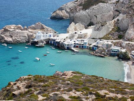 Greece...get off the mainland!