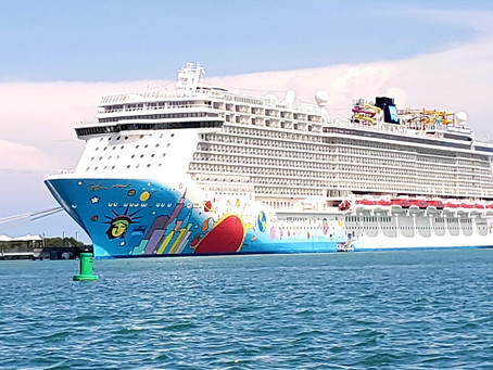 Norwegian Cruise Line for the Win!