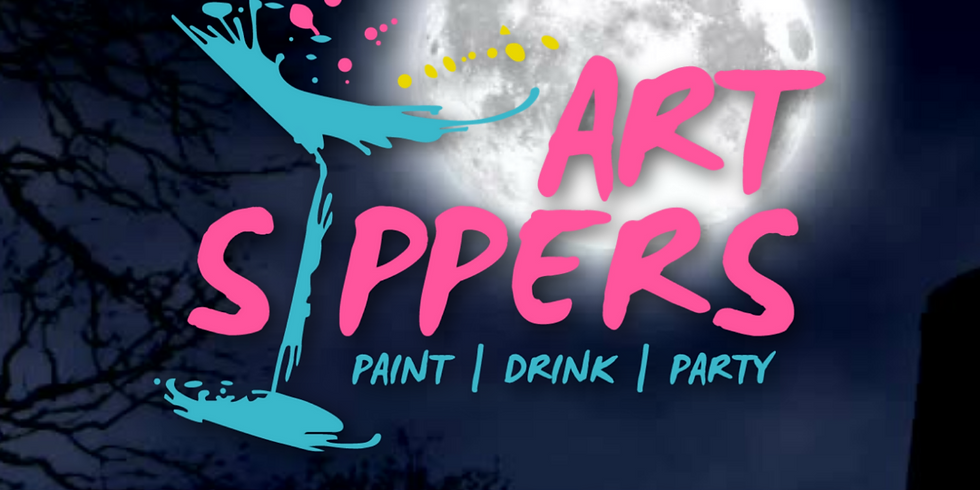 ART SIPPERS HALLOWEEN SPECIAL - 29/10/2021
