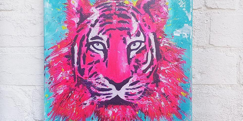 TIPSY TIGER! *New ACTON Venue*