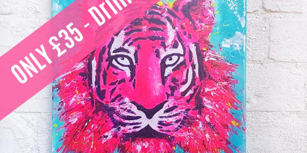 TIPSY TIGER *ACTON*