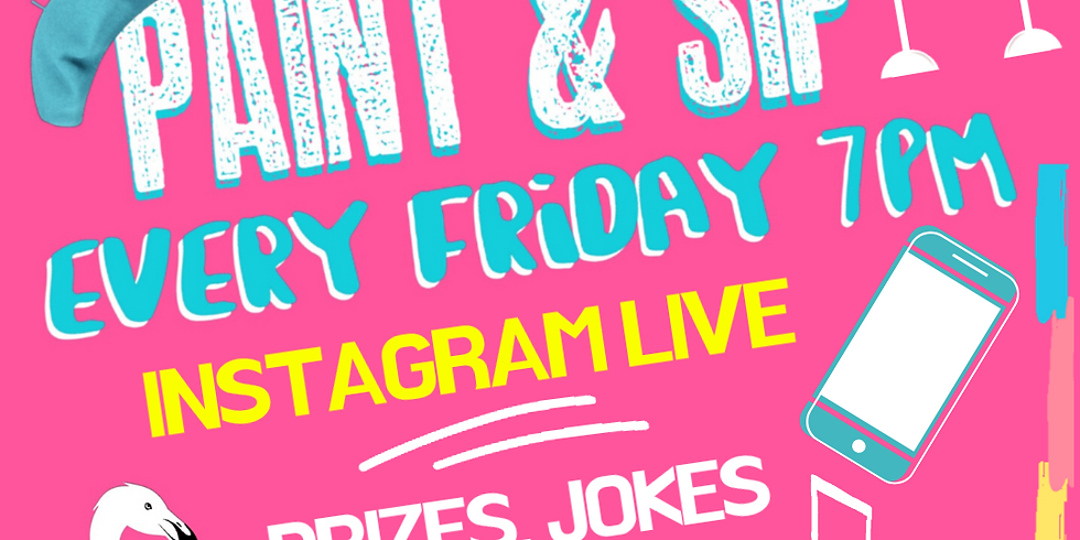 ART SIPPERS LIVE - FRIDAY 17TH JULY - FREE FOR ALL