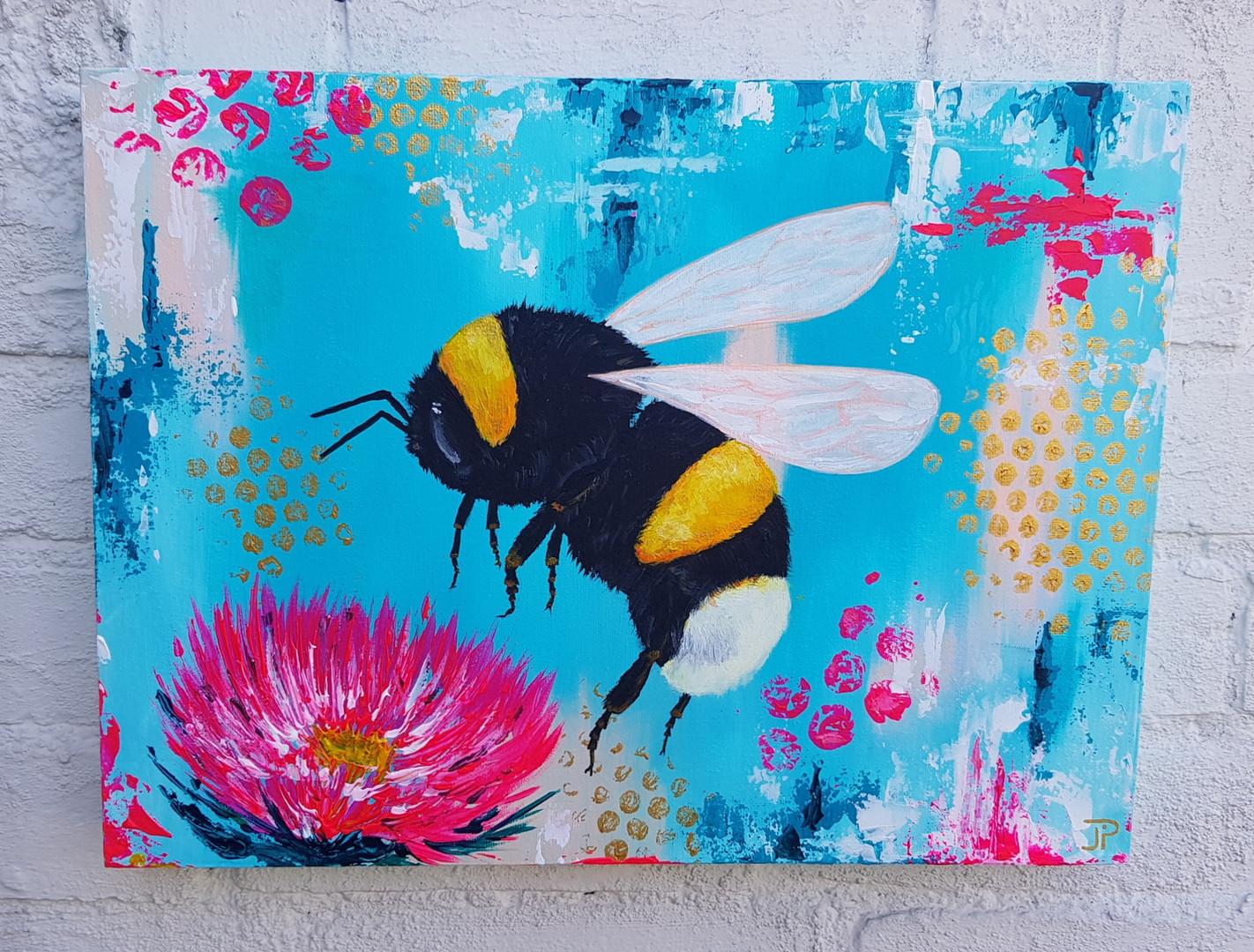 BEE-UTIFUL BEE