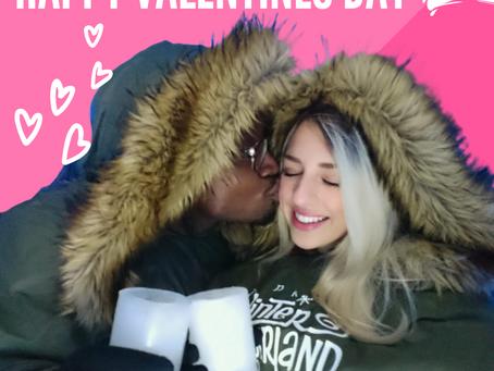 🎨🖌🥂💟 NorteyPitcher #ValentinesDayChallenge Here's our story 🎨🖌💟🥂
