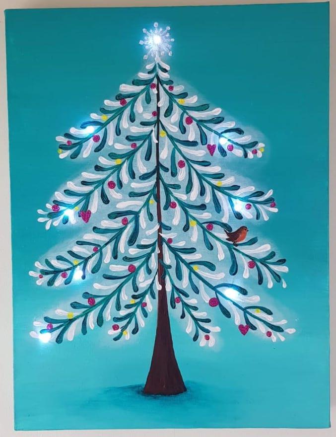 CHRISTMAS TWINKLE TREE