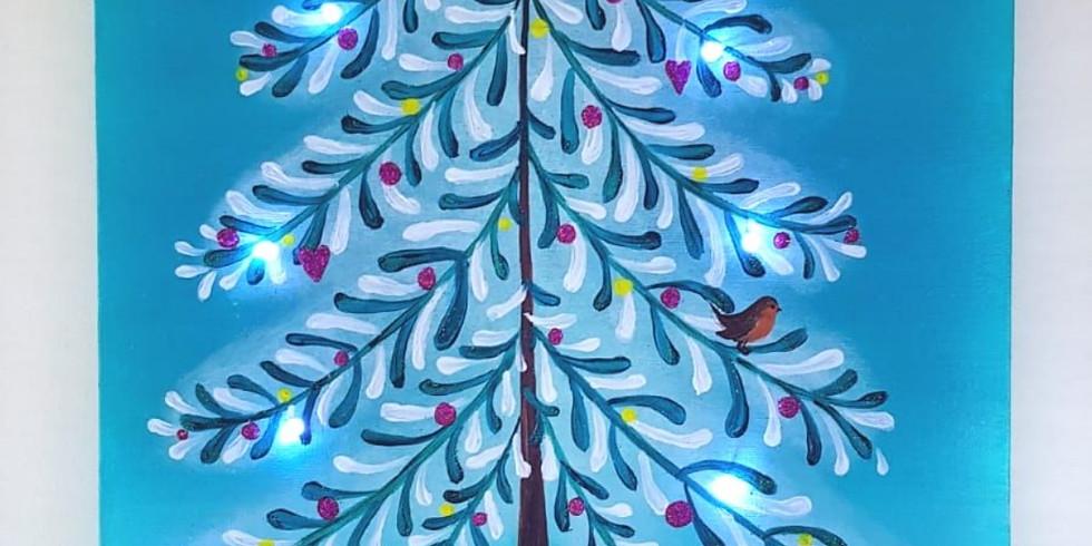 CHRISTMAS SPECIAL + *STARLIGHTS* & GLITTER!