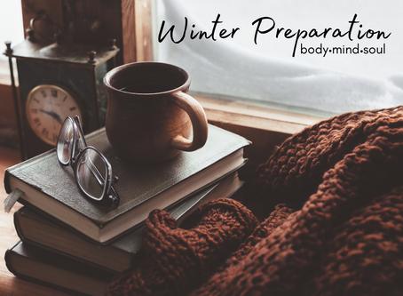 Winter Preparation