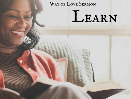Way of Love - Learn - Sermon Recording