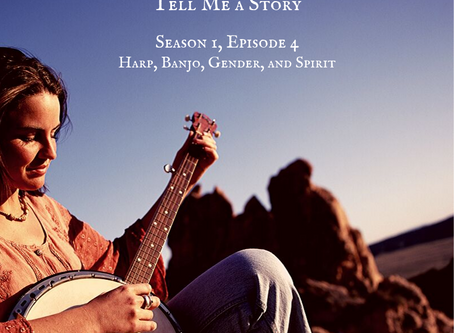 Harp, Banjo, Gender, and Spirit