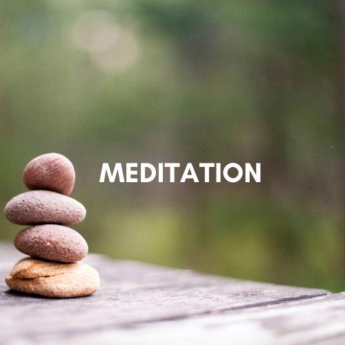 MEDITATION HC