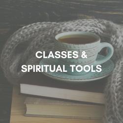 CLASSES & SPIRITUAL TOOLS HC