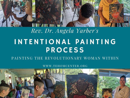 May Artist in Residence - Angela Yarber
