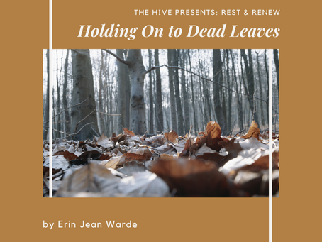 Holding On to Dead Leaves