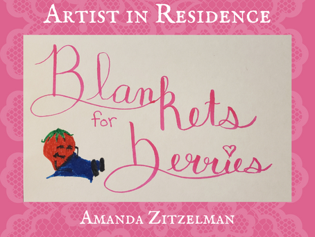 Artist in Residence - Amanda Zitzelman