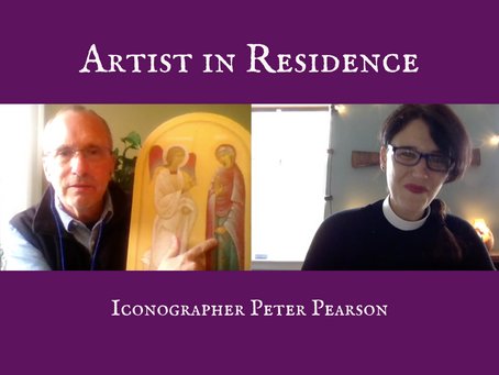 April Artist in Residence Interview