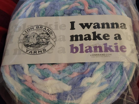 """Artist in Residence - Crafting a Vision for """"Blankets for Berries"""""""