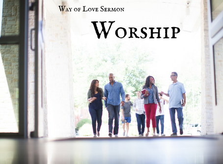 Way of Love - Worship - Sermon Recording