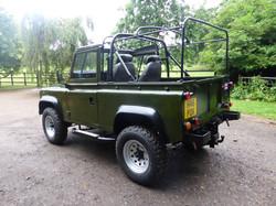 Ex Mod Land Rover 300TDI