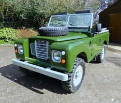 1985 Ex Mod Land Rover Series 3