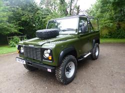 Ex Mod Land Rover 90 300TDI