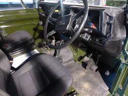 200TDI interior
