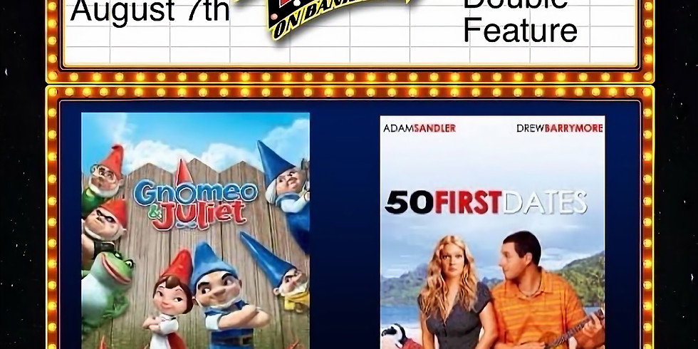 Saturday Movie Night