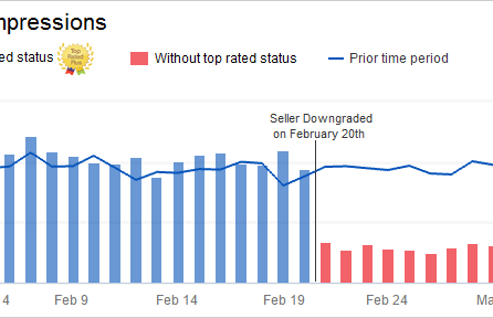 The Importance of Being a Top Rated Seller on eBay
