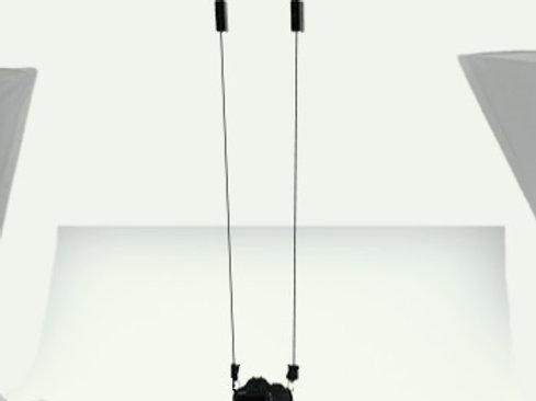 Retracting Camera Hanger
