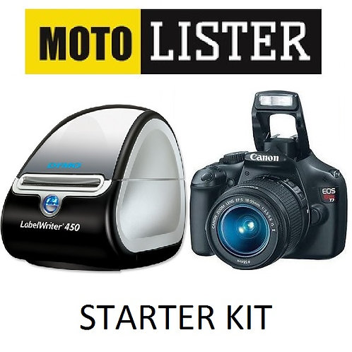 NEW Motolister Starter Kit