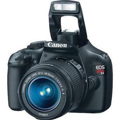 NEW Canon Rebel T6 18-55 kit
