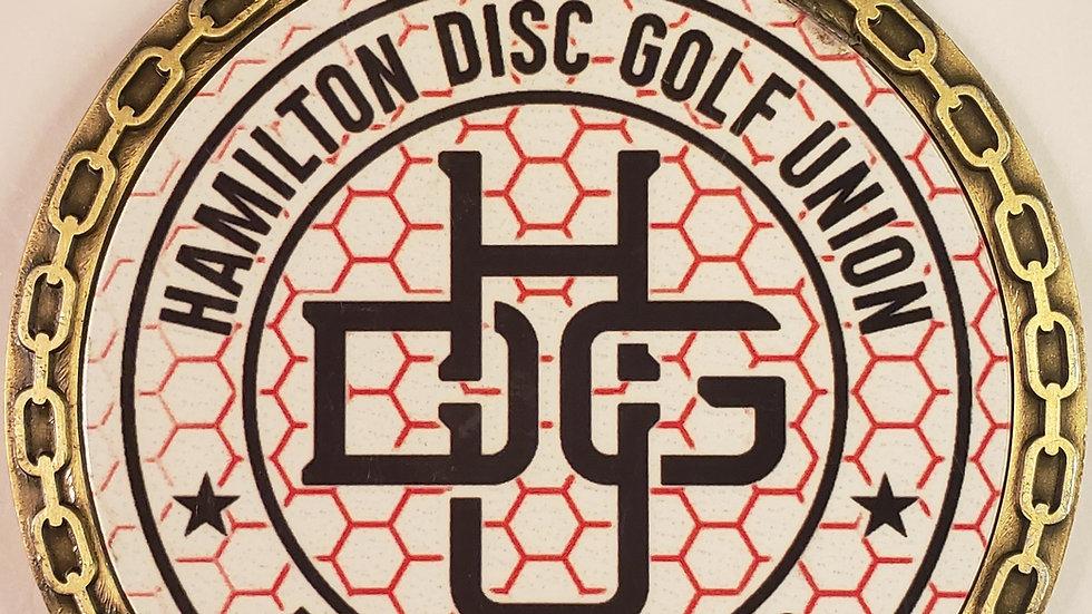 Hamilton Disc Golf Union Competitive Membership