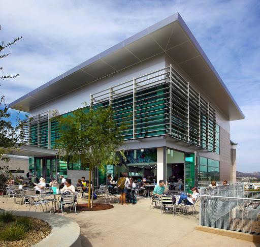 CSU San Marcos Student Union Building