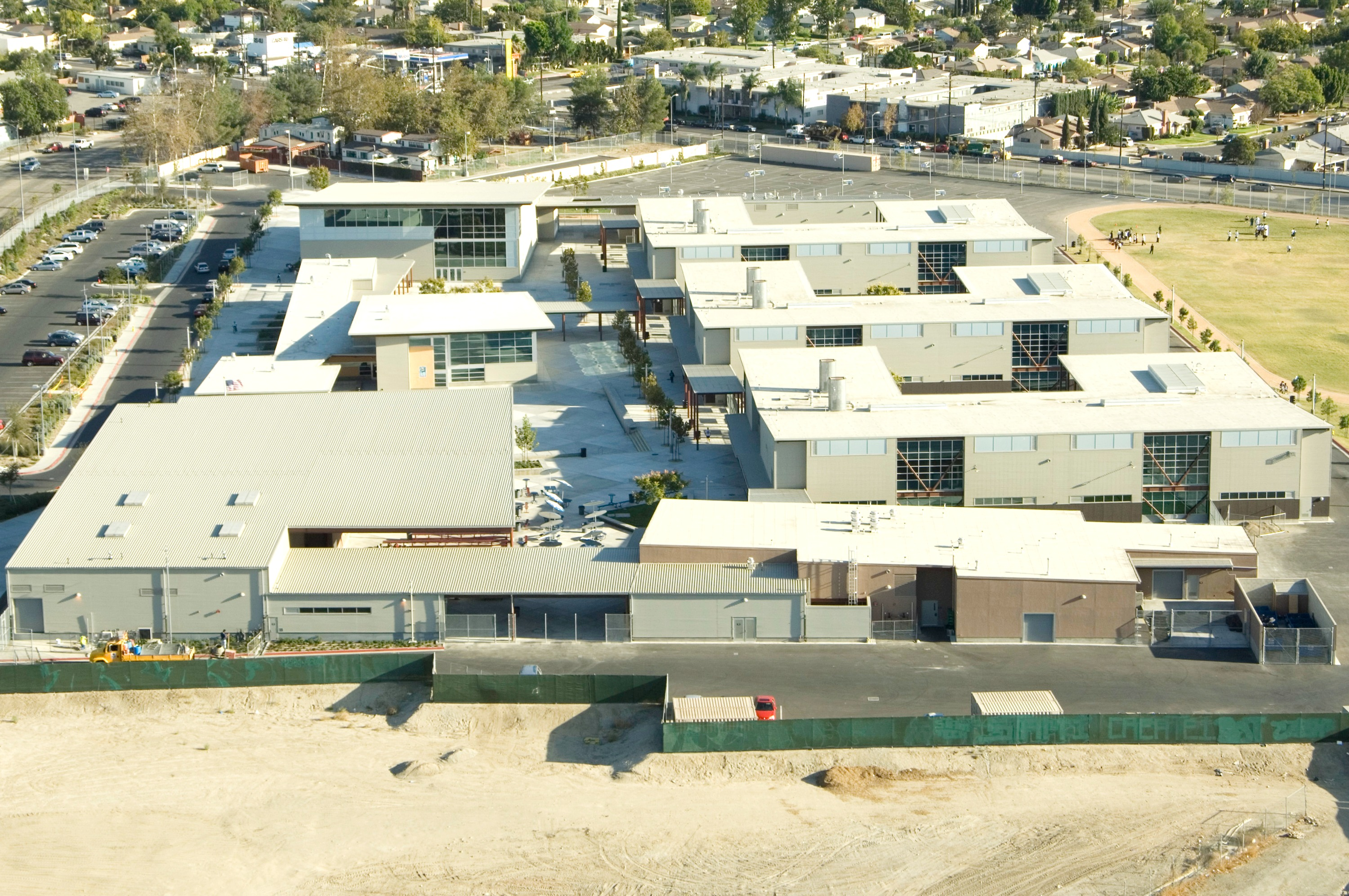 East Valley High School