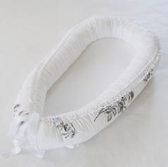 Babynest - White Rose