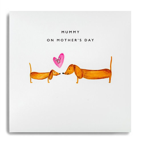Mummy On Mother's Day