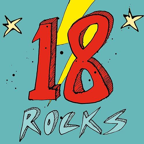 18 Rocks