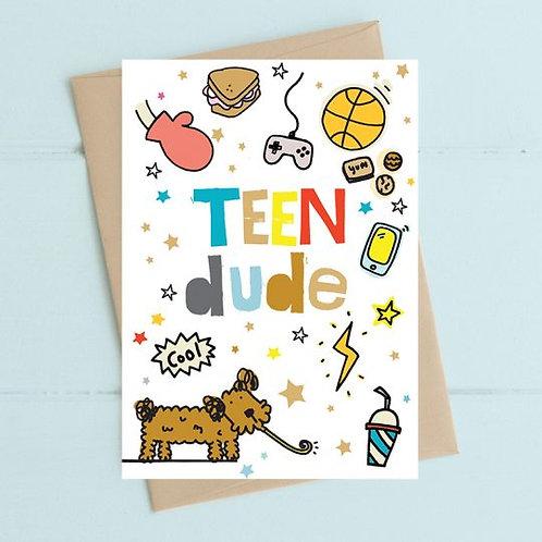 Teen Dude