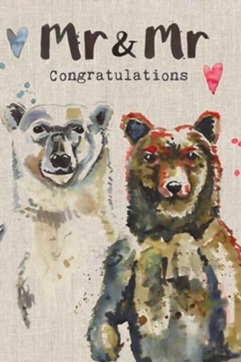 Mr & Mr Congratulations
