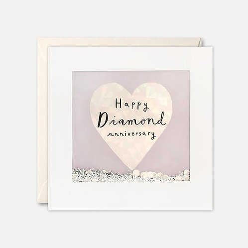 Happy Diamond Anniversary